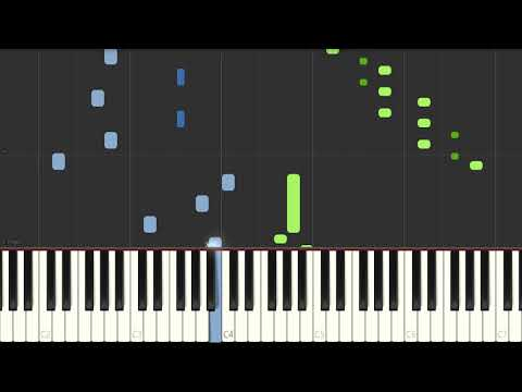 [Piano Tutorial] Souvenir Of Love (Childhood Memory) - Richard Clayderman