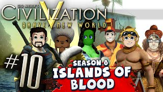 Civilization 5 Islands of Blood #10 - Ma