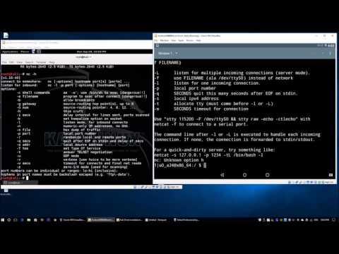 How To Hack: Android with Netcat Backdoor Access