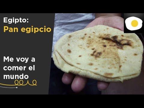 Conocemos los diferentes tipos de pan egipcio | Me voy a comer el mundo