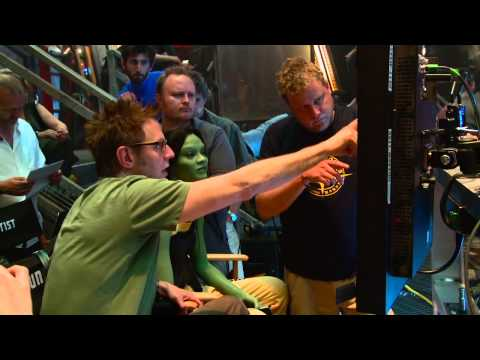 Marvel's Guardians of the Galaxy: Full Behind the Scenes Broll