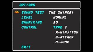 The Revenge of Shinobi - Revenge of Shinobi, The (Sega Genesis) - The Shinobi - User video