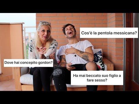 MAMMA GORDON RISPONDE! #SenzaFiltri