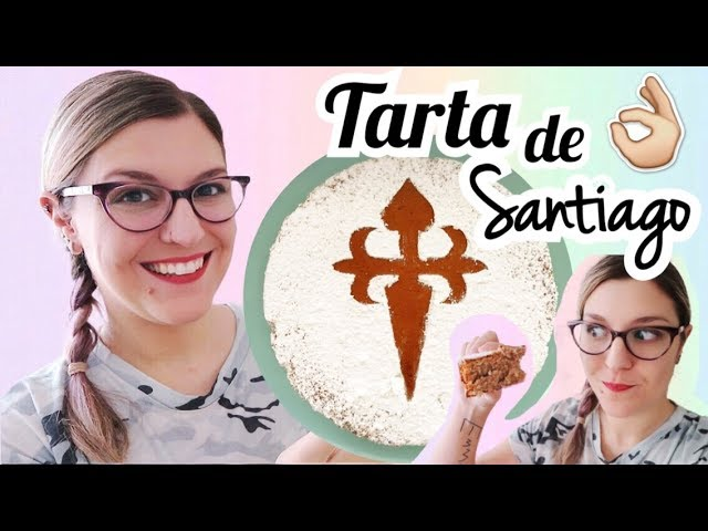 TARTA DE SANTIAGO FÁCIL *Mejores Recetas Españolas*