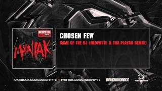 Chosen Few - Name Of The DJ (Neophyte & Tha Playah Remix) (Mainiak album preview)