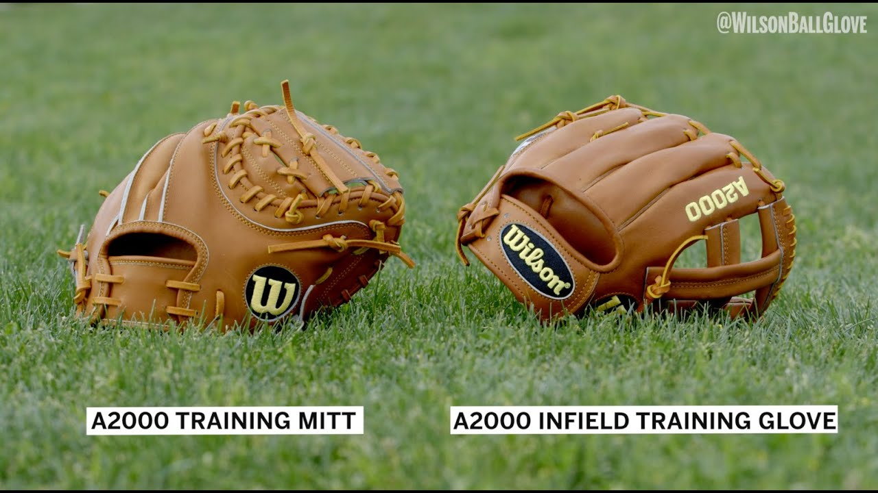 Aso & Brandon Phillips Introduce the Wilson A2000 Training Glove & Mitt