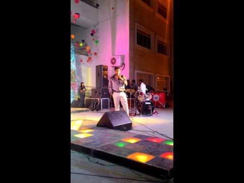 Tum hi ho by Utkarsh Ratnakar NIFT PATNA SPECTRUM 2015 Karaoke