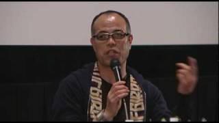 田中要次氏が地元、長野で行われた「インビクタス」の試写会にてトーク...