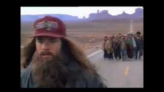 Forest Gump long run scene
