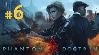 Lets Play Phantom Doctrine #6: Erkenntnisse II (IRONMAN & HARD / Blind)