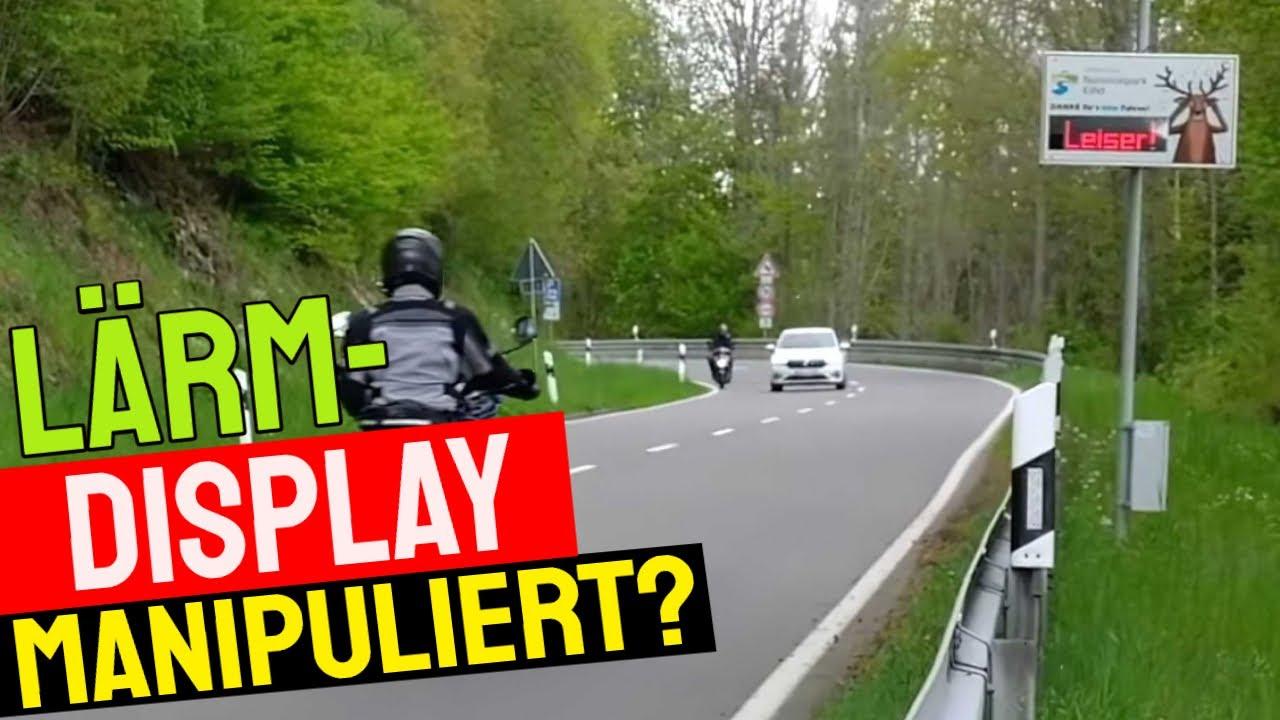 Manipuliertes Lärmdisplay von Silent Rider? | Aprilia RS 660 Trofeo | MOTORRAD NACHRICHTEN