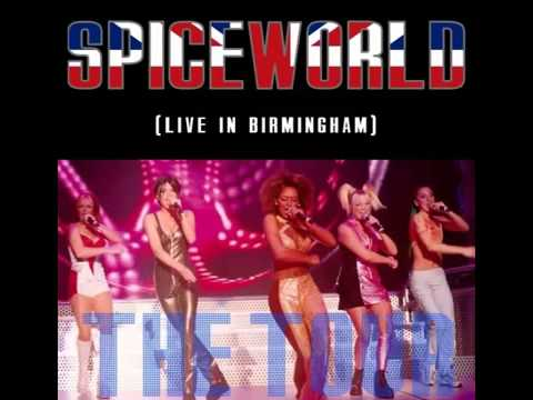 Spiceworld Tour Live In Birmingham FULL AUDIO WITH GERI! (Ra
