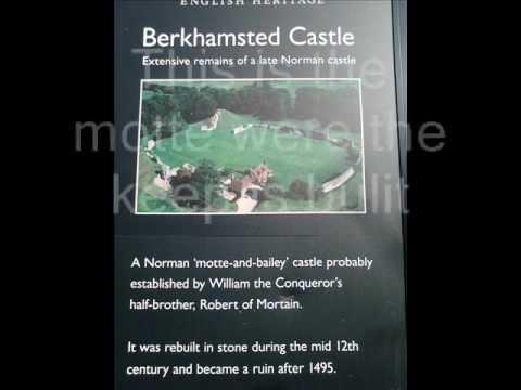 berkhamsted castle guide