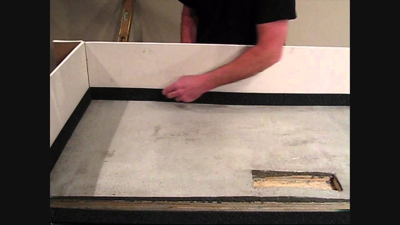 Using Edge Strip Kits And Self Leveling Underlayment To