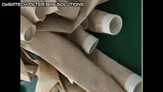 DeGATECH FILTER BAGS SOLUTIONS FOR BAG HOUSE