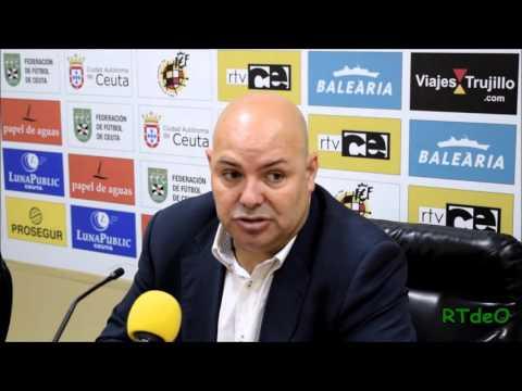 Declaraciones técnicos Ceuta-San Fernando 06 03 2016