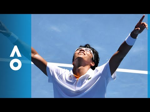 Is this the best game of the tournament? Chung v Sandgren | Australian Open 2018