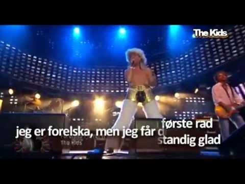 The Kids - Forelska i lærer'n -  karaoke