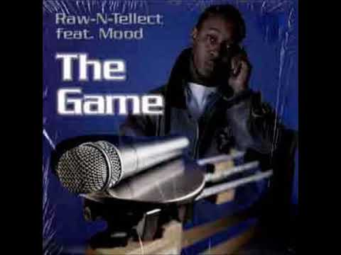 Raw-N-Tellect Ft. Mood - The Game (Instrumental)