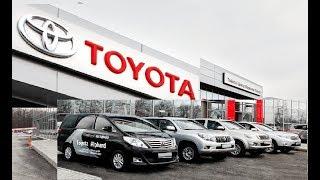 Сколько Стоит Новая Тойота Из Японии! Цены Тойота Королла, Камри, Рав 4, Ленд Крузер 200 Прадо ?!
