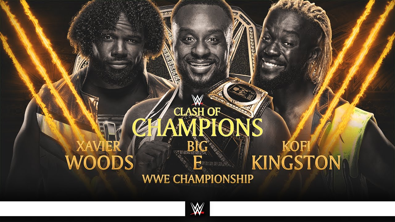 WWE Clash of Champions 2021 - Dream Card