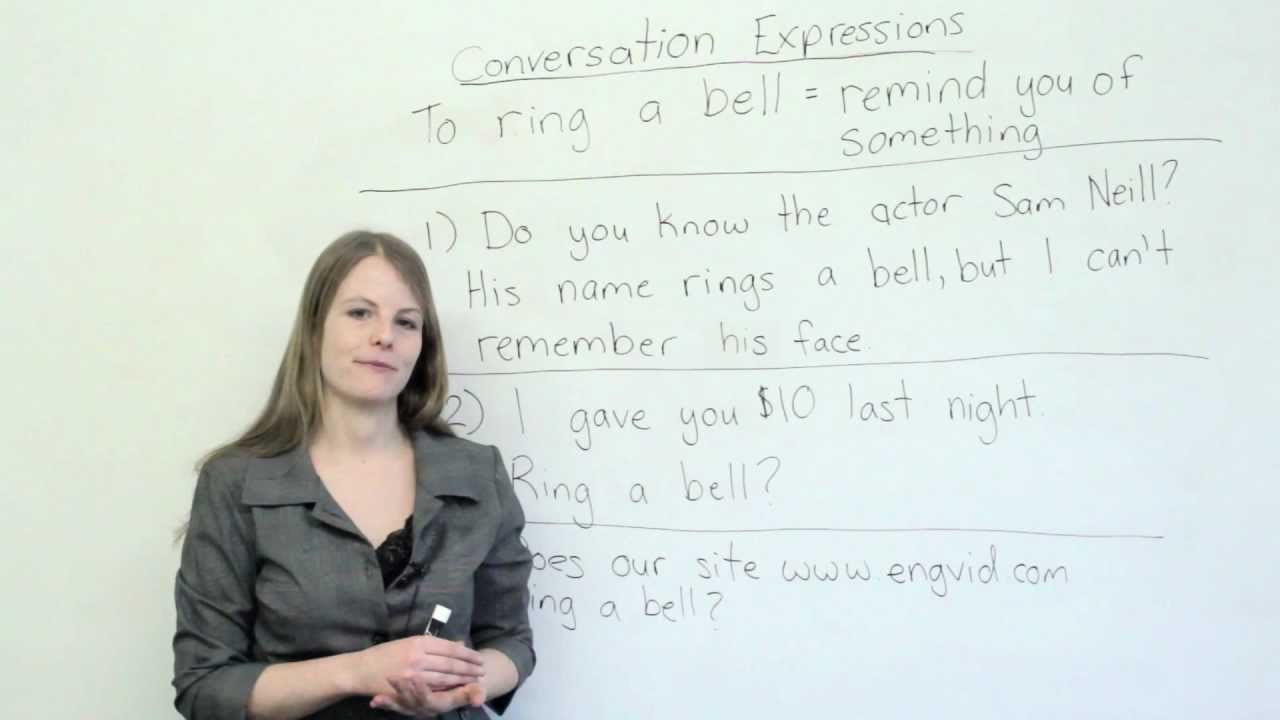 Conversation Skills - 3 expressions you can use