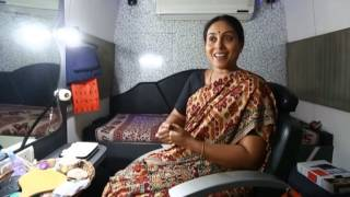 Saranya Ponvannan Special interview Regarding All in All Azhagu Raja