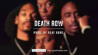 """Death Row"" 90's Snoop Dogg Dr. Dre G-Funk type Beat [prod. by Beat Bone] Video"