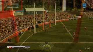 Video AFL Live 2 - Essendon vs. Richmond Gameplay [HD] download MP3, 3GP, MP4, WEBM, AVI, FLV Agustus 2017