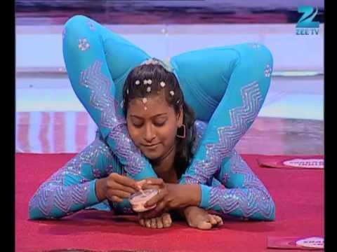 Shabaash India Worlds Most Flexible Women