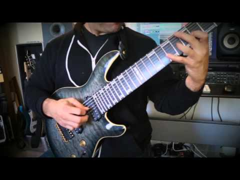MESTIS - Paloma (Guitar Play-Through)