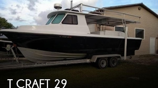 Used 1980 T Craft 29 for sale in Fort Pierce, Florida