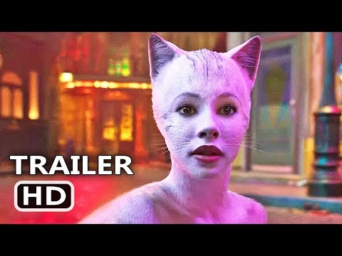 Joey Dee - The BEST version of the new 'Cats' trailer you will ever see