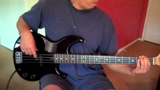 """Whom Shall I Fear"" (Chris Tomlin) Bass Cover"