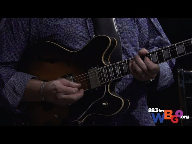 Dave Stryker performs