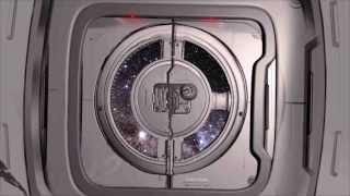 Space Airlock Door