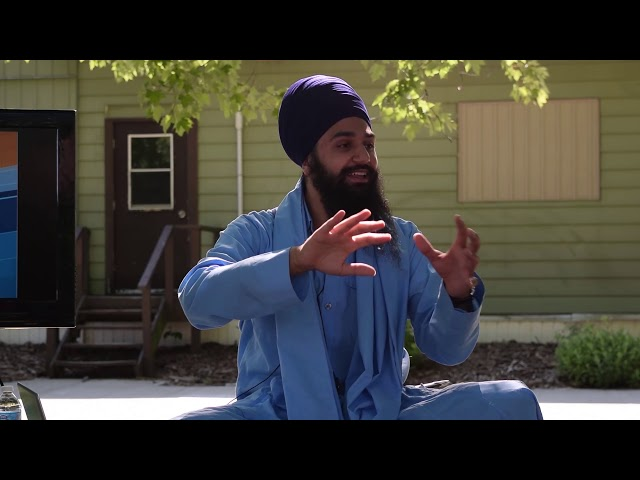 Bhai Harman Singh (CGY) TSC2018  - Walking the Path of Sikhi