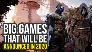 Big Games That Will Likely Be Announced In 2020 (Far Cry 6, Assassin's Creed Ragnarok PS5 & More)