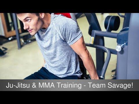 Team Savage Self defense training Nailsea - Contact Us on - 07812 064402
