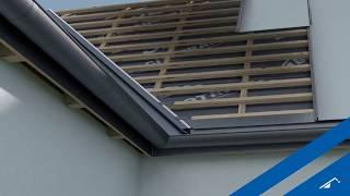 Instrukcja montażu Panel Dachowy Retro. Blachotrapez