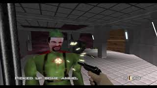 GoldenEye 007 Mission 5 Bunker 00Agent {No Commentary}