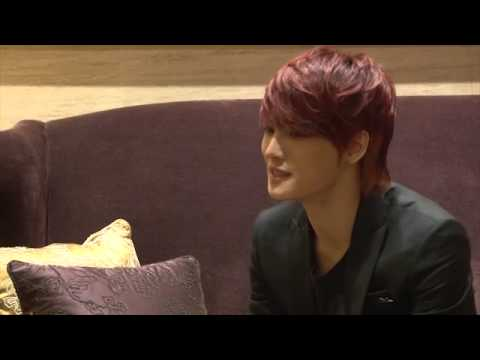 130405 Kantame Daily: Exclusive Interview with Kim Jaejoong in Nanjing