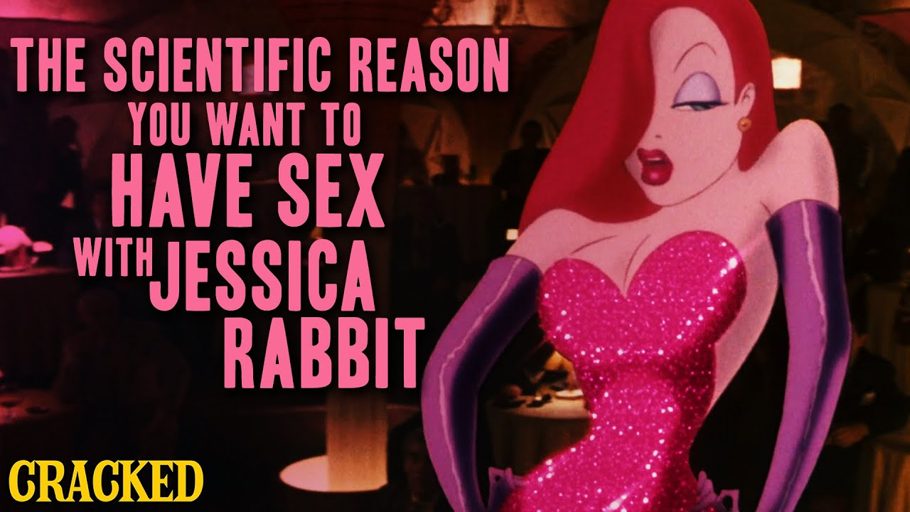Jessica rabbit naked video