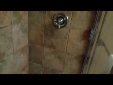 The Luxor Las Vegas Nevada Hotel Room...Water Damage, Rust, Mold?