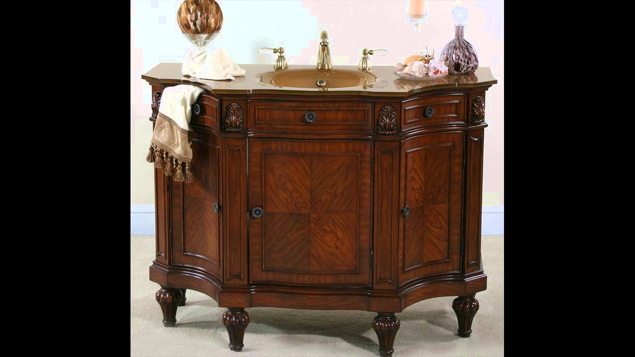 bathroom vanities without tops home depot youtube - Homedepot Bathroom Vanity