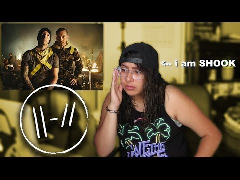 TWENTY ONE PILOTS: JUMPSUIT//NICO & THE NINERS | REACTION & REVIEW