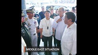 Philippines Orders Evacuation Of Filipinos In Iraq
