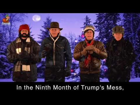 12 MONTHS OF TRUMP'S MESS (Parody of 12 Days of Christmas)