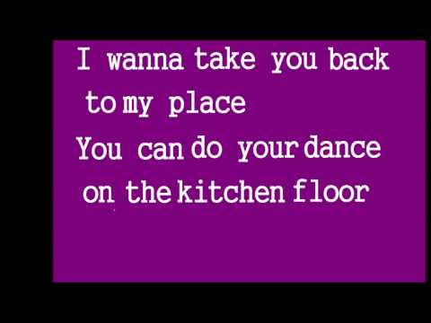 Wanna take you home with me- Gloriana (With lyrics!)