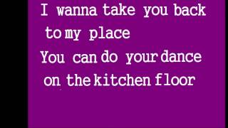 Wanna take you home with me- Gloriana (With lyrics!)
